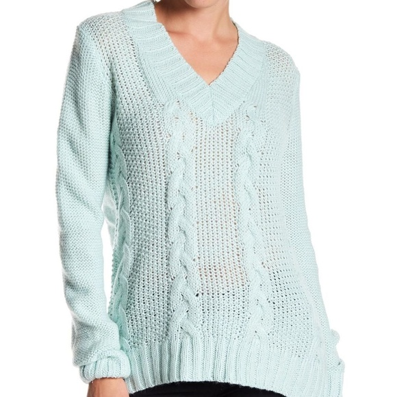 a30d757011a Andrea Jovine L Seamist Cable Knit Sweater